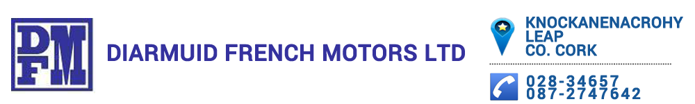 Diarmuid French Motors Ltd